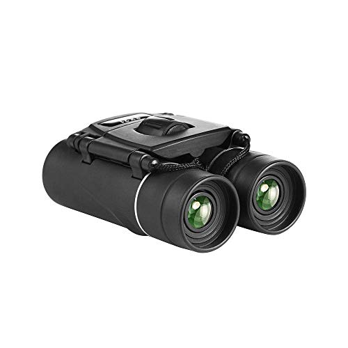 FGVBC Binoculares con Zoom 8X21 1000M HD Potente Mini telescopio Plegable Óptica...