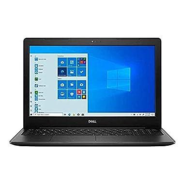2021 Dell Inspiron 15 3593 15.6″ HD Touchscreen Laptop Computer, Intel Quad-Core i7-1065G7, 12GB RAM, 512GB PCIe SSD, Intel Iris Plus Graphics, MaxxAudio, HD Webcam, Win 10 S