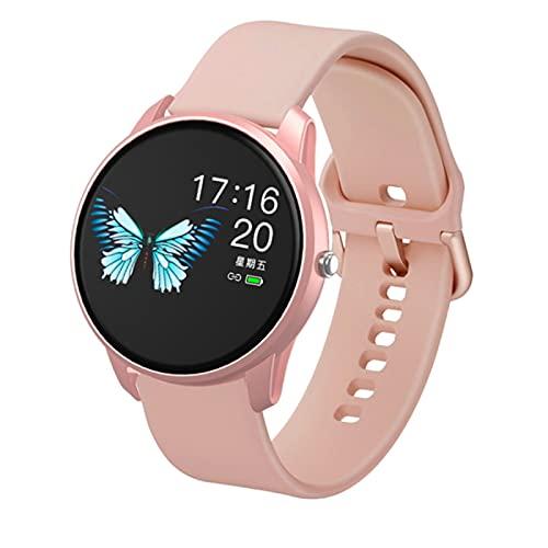 B8 1.08 Pulgadas Smart Watch Men's Full Touch Fitness Tracker IP67 Waterproof Smart Watch,C