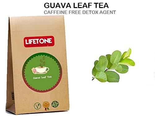 Té de hoja de guayaba, 20 bolsitas de té, 40 g
