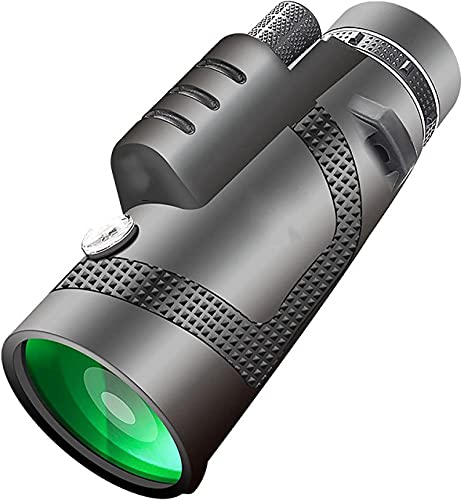 dh-4 Spyglass Monocular 12 x 50 HD Telescópio Potente Binóculos Profissionais Low Zoom DetectCamping