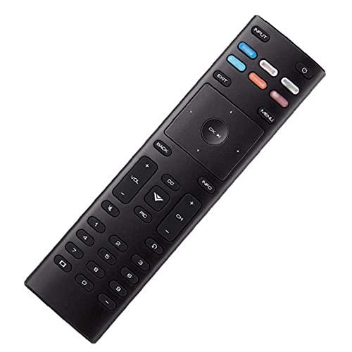 Control remoto XRT136 Control remoto. Superior Control remoto XRT136 Control remoto de reemplazo con ajustes simples Compatible con Vizio Smart TVS