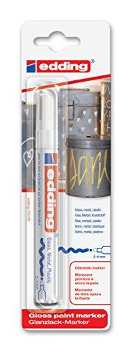 edding 750/1-49 - Blíster con 1 rotulador permanente tinta