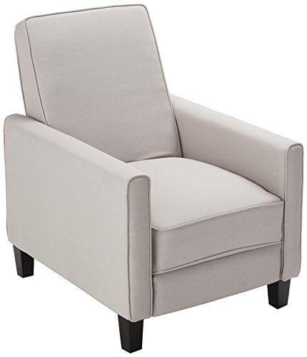 Christopher Knight Home Davis Recliner Club Chair, Grey