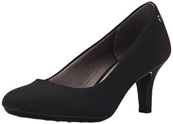 LifeStride womens Parigi pumps shoes Black Micron 11 US