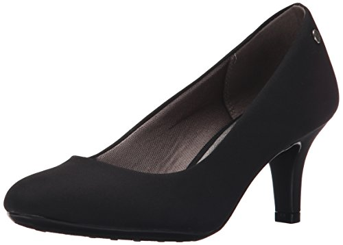 LifeStride womens Parigi pumps shoes, Black Micron, 5.5 US