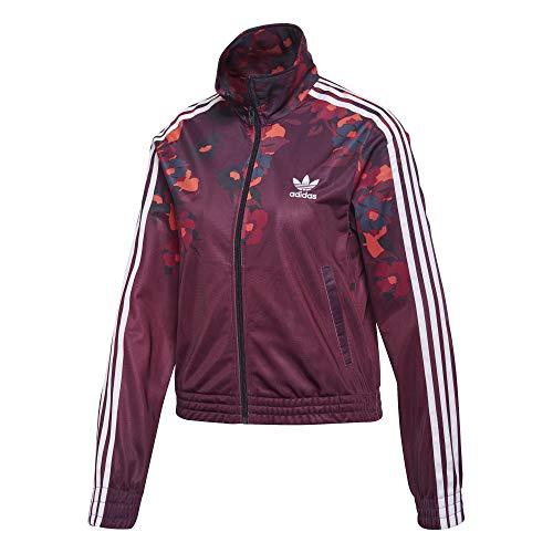 adidas Track Top Sweatshirt, Mujer, Multicolor, 44