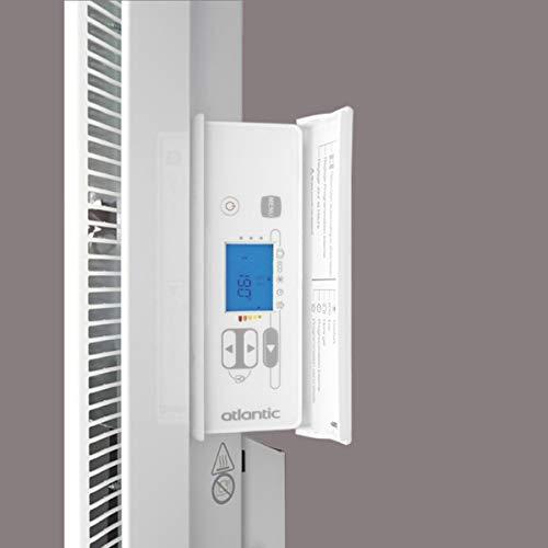 Radiateur vertical NIRVANA digital - 2000 W - Atlantic
