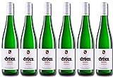 Erben Spätlese Feinfruchtig – Weißwein aus Deutschland – Prädikatswein – 6 x 0,75 l