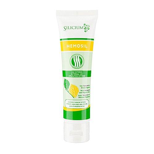 Silicium España Laboratorios Hemosil Crema Zonas Intimas - 100 ml