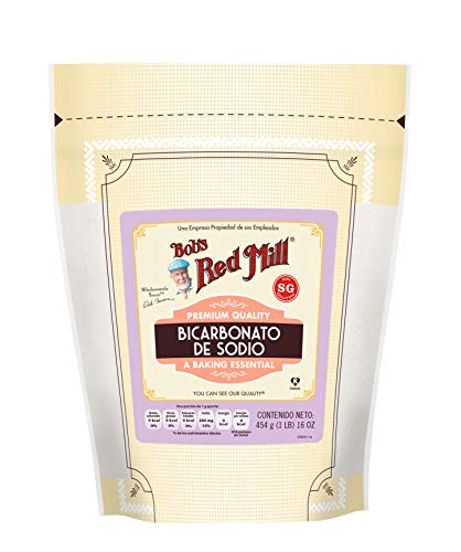 Percarbonato De Sodio marca Bob´s Red Mill