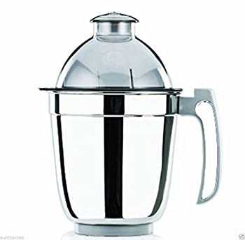 Butterfly Large Mixer Jar Size  1.5l - For Butterfly Emerald 2j Mixer Grinder