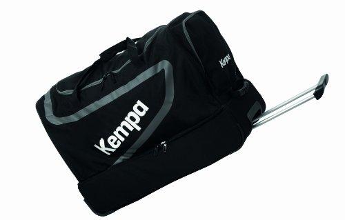 Kempa Trolley Teamline Trolley Travelbag 140l, schwarz/Anthra, XL, 200486001