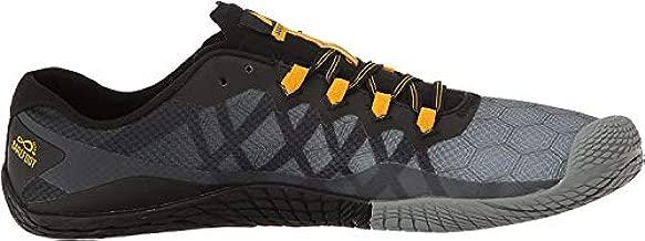 Merrell Men's Vapor Glove 3 Trail Runner, Dark Grey, 11.5 M US
