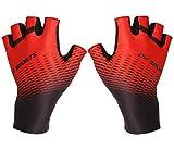 Bruce Dillon Guantes de Ciclismo Outdoor Protect MTB Bike Gloves Lavable Poliéster...