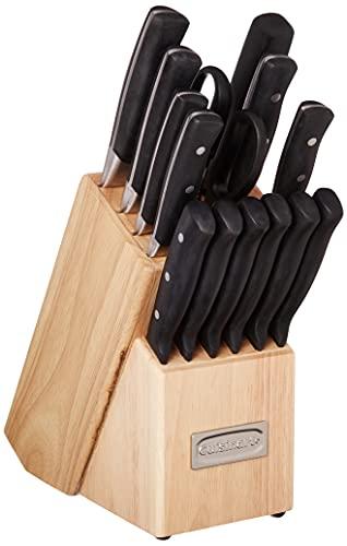 Cuisinart C77TR-15P Triple Rivet Collection 15-Piece Knife...