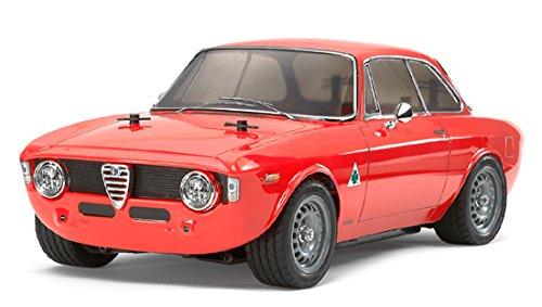 Tamiya 300058486 - Modellino radiocomandato Alfa Romeo Gulia Sprint GTA M-06 Realizzato in Scala 1:10