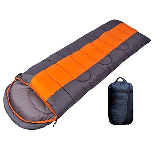 Impermeable al aire libre camping saco de dormir ultraligero cálido saco de dormir manta para mochileros viajes senderismo hotel