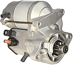 DB Electrical SND0264 Starter Compatible With/Replacement For Case Uni-Loaders 1818 1825, Kubota Excavator Tractor KH41 KH...