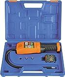 GASMOBE Detector de fugas para todos los gases refrigerantes halógenos. Detecta la mayoría de gases que contienen cloro, fluor o bromo.