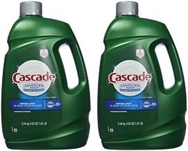 Cascade Advanced Power Liquid Machine Dishwasher Detergent with Dawn