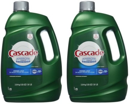 Image of Cascade Complete Detergent,...: Bestviewsreviews