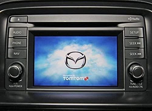 GPS Navigation SD Card Mazda 3, 6, CX-5, CX-9, NB1 Tomtom Europa 2020-2021
