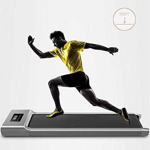 ROYWY Cinta de Correr Caminar Plegable,Motor,Velocidad Ajustable,Pantalla LCD,Cinta de Correr Plegable para el hogar y la Oficina,Función Autolubricante