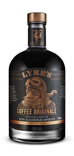 Lyre\'s Coffee Originale Bebida Espirituosa sin Alcohol - Estilo Licor de Café | Premiado | 700ml