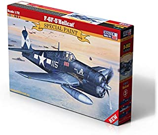 MisterCraft MCD262 1:72 F-6F-5 Hellcat-Special Edition Model, Multi-Colour