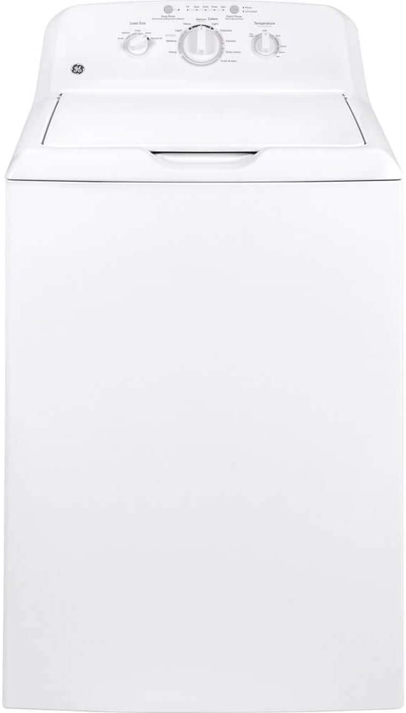 GE GTW220ACKWW 3.8 Max 44% OFF Capacity cu. High quality ft.