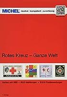 Michel Motiv Rotes Kreuz - Ganze Welt