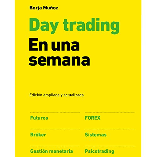 Day trading en una semana audiobook cover art