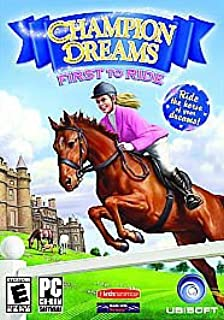 CHAMPION DREAMS FIRST TO RIDE(FORMERLY SADDLE UP WITH PIPPA FUNNEL-NLA