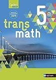 Transmath 5e - Format compact - Nouveau programme 2016 - Nathan - 05/08/2016