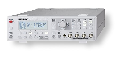 Rohde & Schwarz HM8118 LCR-Messbrücke, 200 kHz