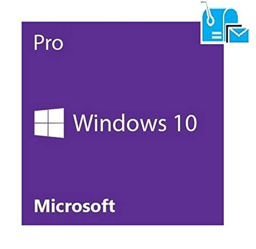 Microsoft Windows 10 Pro, 32/64 bit