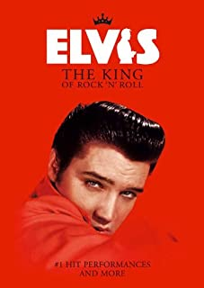 Elvis: The King of Rock 'n' Roll Movie Poster (27 x 40 Inches - 69cm x 102cm) (2007) UK -(Sabine Bonnaire)
