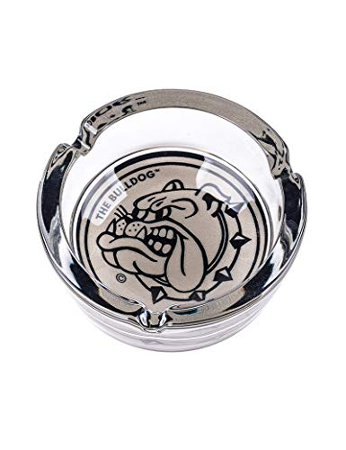 POSACENERE IN VETRO THE BULLDOG GLASS ASHTRAY BULP0S002