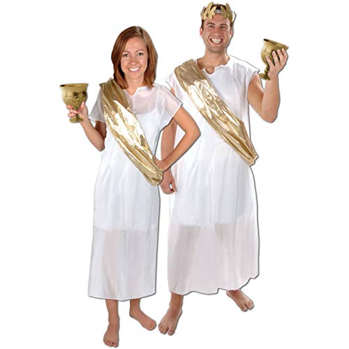Beistle Toga Set, One Size Fits Most