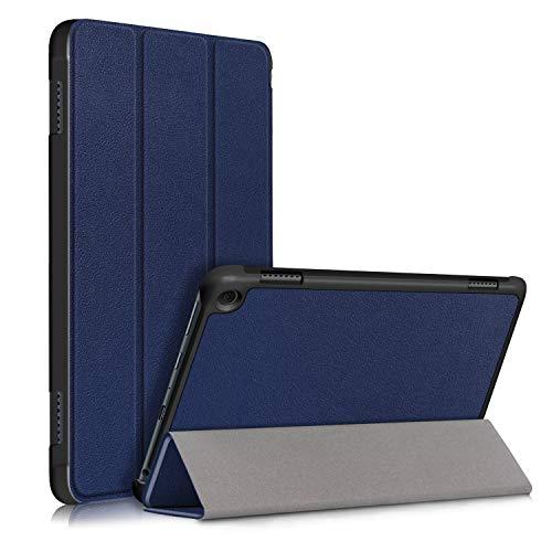 VOVIPO Funda Carcasa para Kindle Fire HD 8 y Fire HD 8 Plus (10ª generación, Lanzamiento de 2020), Slim PU Protectora Carcasa Cover para Fire HD 8 Plus/Fire HD 8 2020
