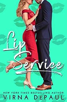 Lip Service (Kiss Talent Agency Book 1) by [Virna DePaul]