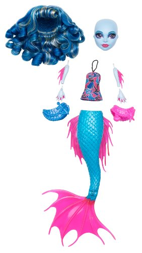 Monster High - Y0419 - Poupée - Create A Monster Add on Dolls Siren
