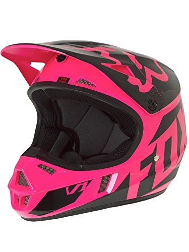 Fox Kids Helm V1 Race Pink Gr. M