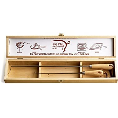 Pig Tail Food Flipper Box Set