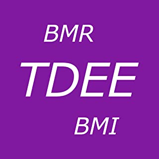 TDEE + BMR + BMI Calculator