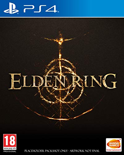 Elden Ring (PS4) by BANDAI NAMCO Entertainment(United Kingdom.)