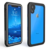 ALOFOX Designed for iPhone XR Case 6.1 Inch Full-Body IP68 Certified...