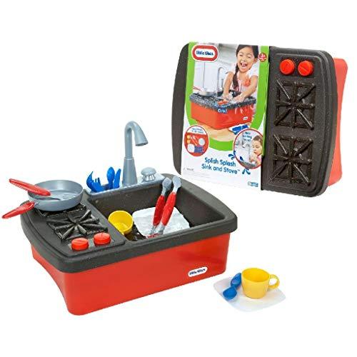 Little Tikes Splish Splash Sink & Stove -  MGA Entertainment, VX-985