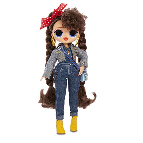 L.O.L. Surprise! 565116E7C O.M.G. Busy B.B. Fashion Doll wit